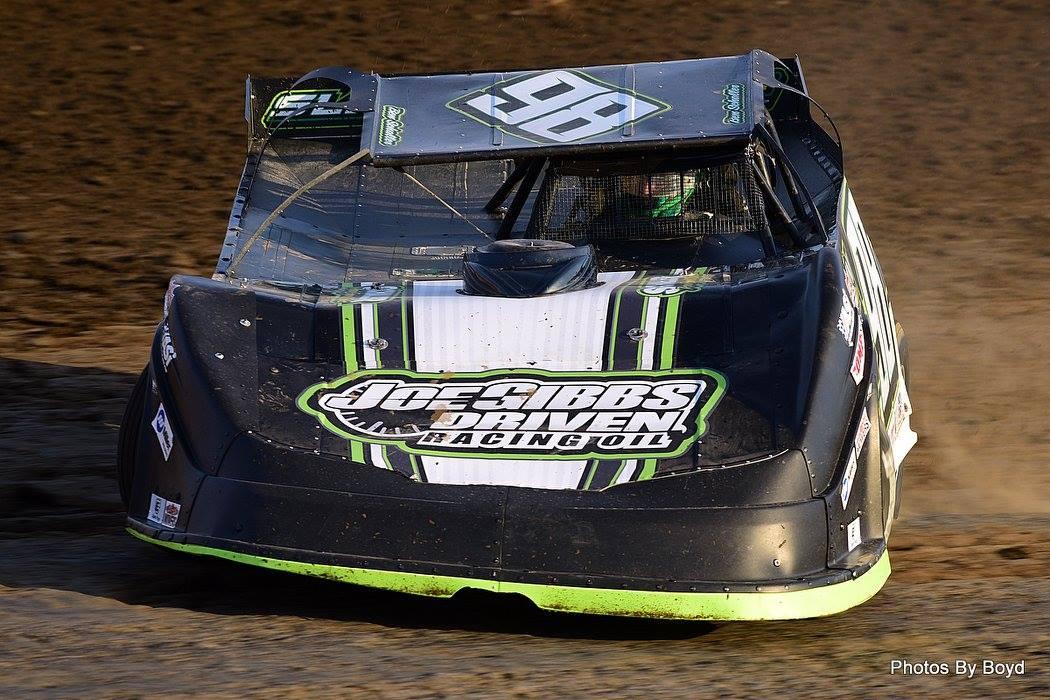 Schaller Gets Breakthrough win at Adams County Speedway