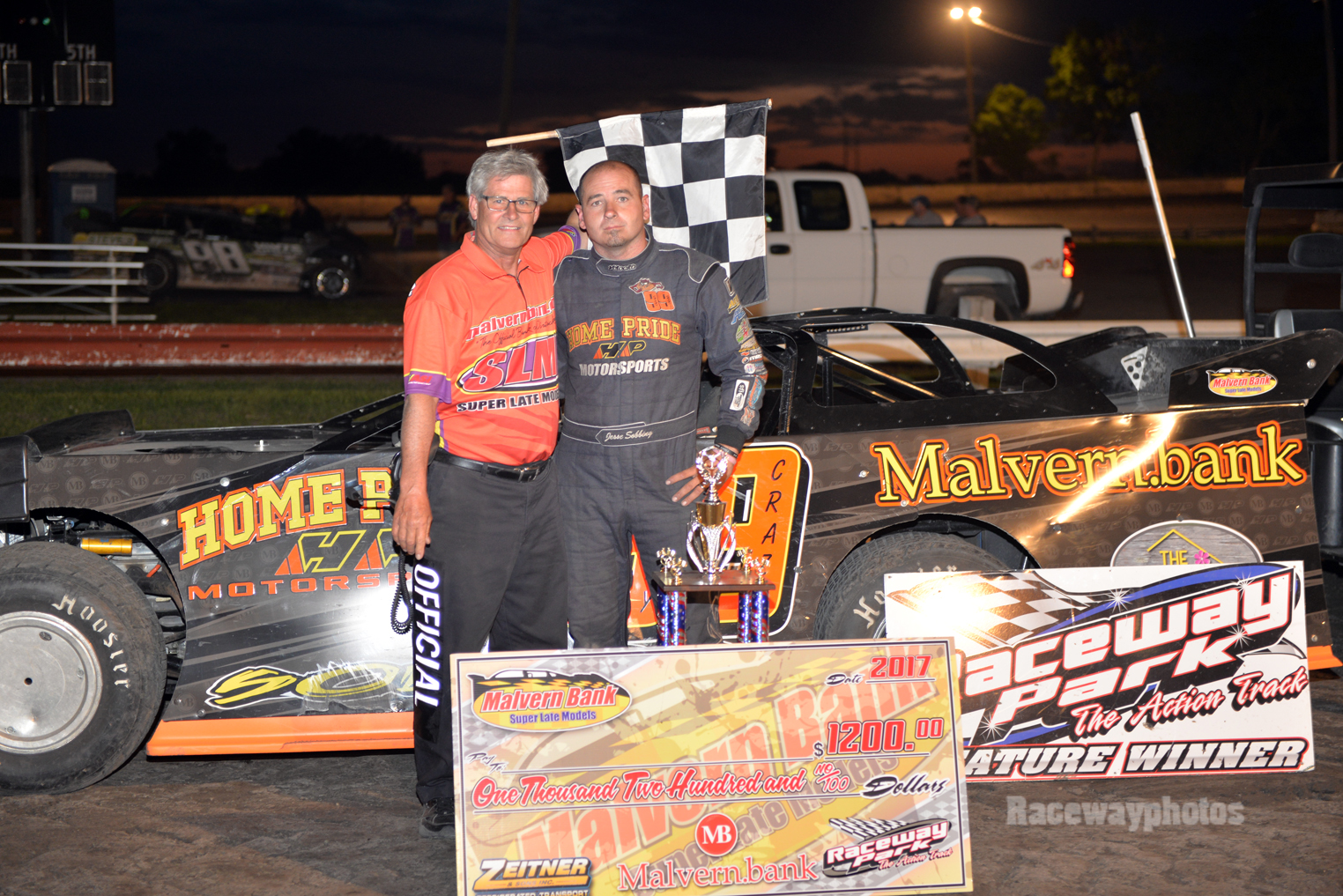 Three Races and three different winners over Memorial Day weekend
