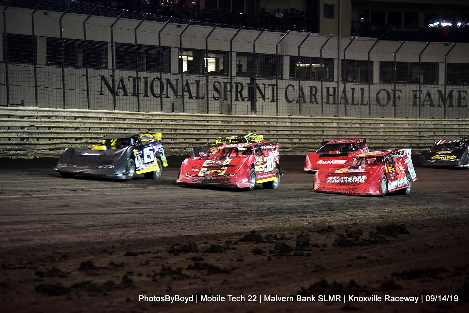Knoxville Raceway - INVITE ONLY