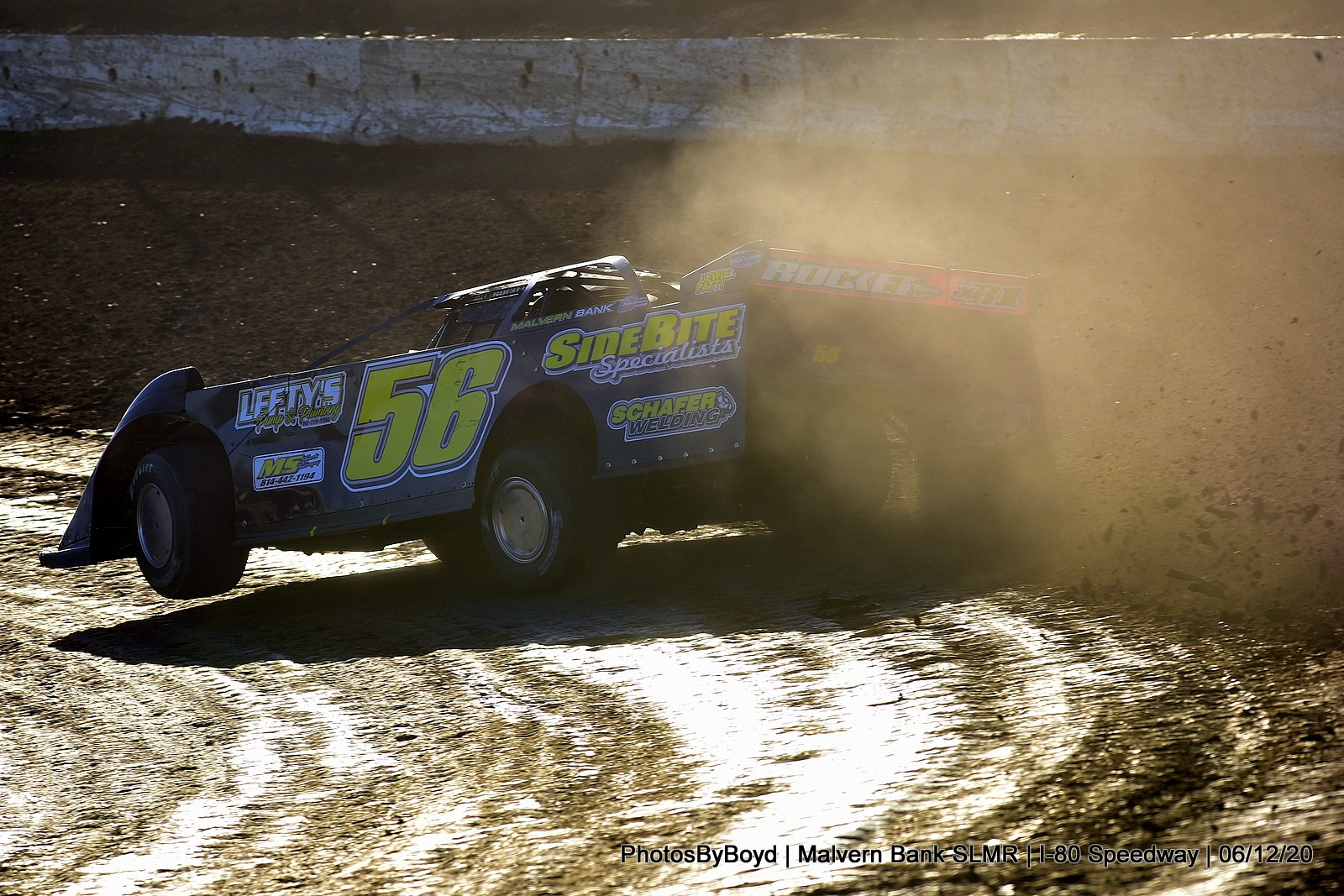 Thayer County Speedway